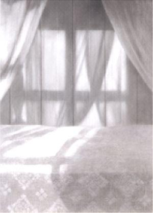 Ida Lorentzen white room